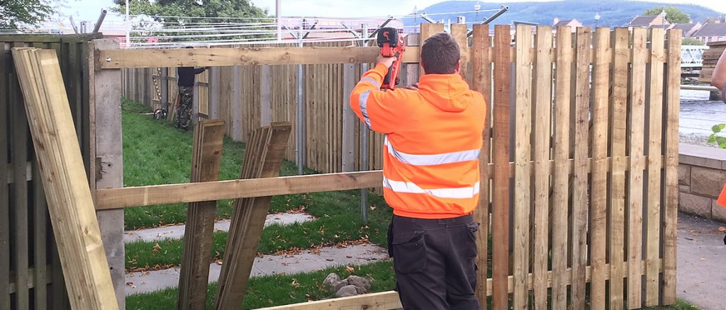TimberFencing
